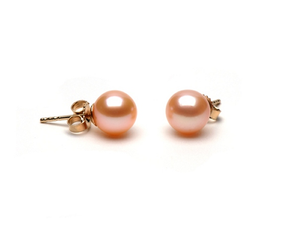 Apricot Earrings at SelecTraders