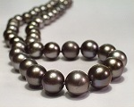 Black Pearl Necklace at SelecTraders