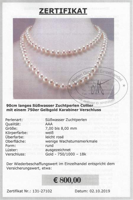 Long Necklace at SelecTraders