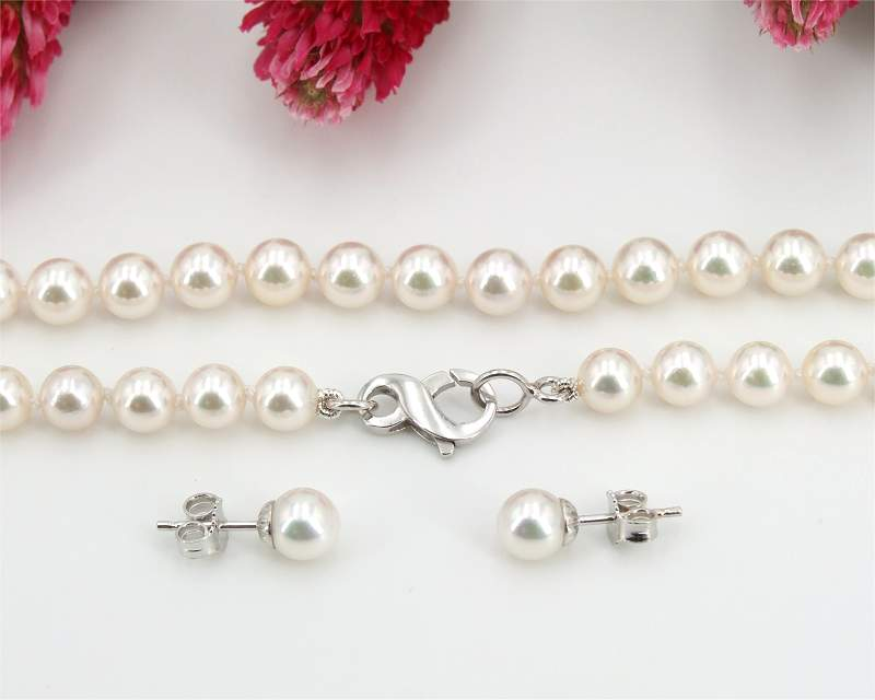 Pearl Jewelry at SelecTraders