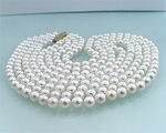 4 strand pearl necklace at SelecTraders