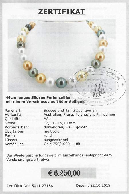 South Sea Pearl Strand at Selectraders