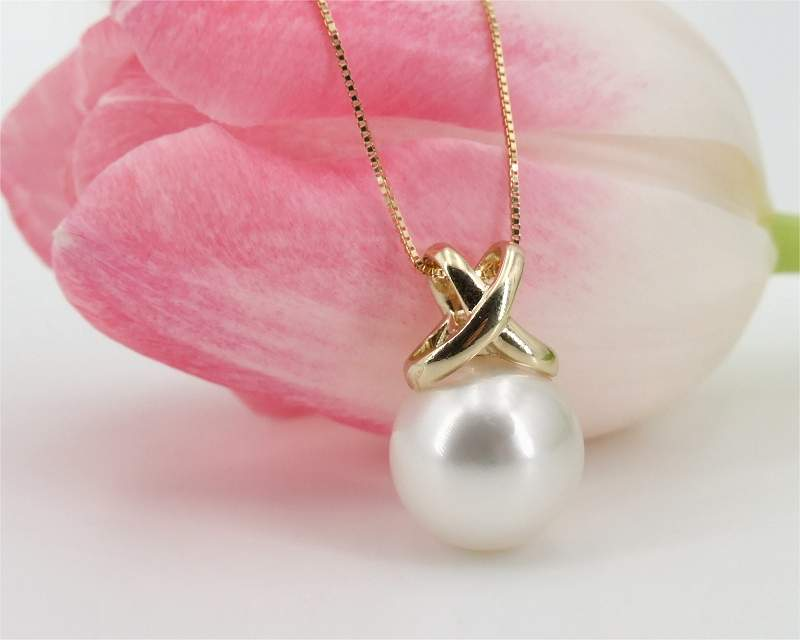 Pendant with South Sea pearl from Selectraders